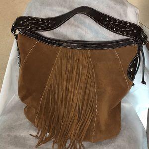 Cavalcanti Italian designer all leather purse EC